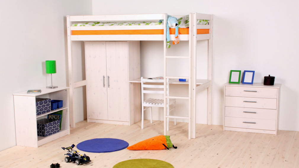 Kinderzimmer Flexa Basic Hit Hochbett