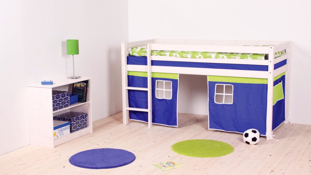 Kinderzimmer Flexa Basic Hit Spielbett