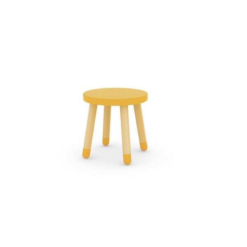 Flexa play kinderstuhl in 30 x 30 cm gelb 60 - Flexa kinderstuhl ...