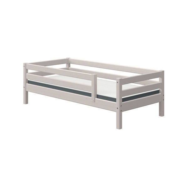 Flexa Good Sleep Bezug 90x190 Bambus in Creme/grau