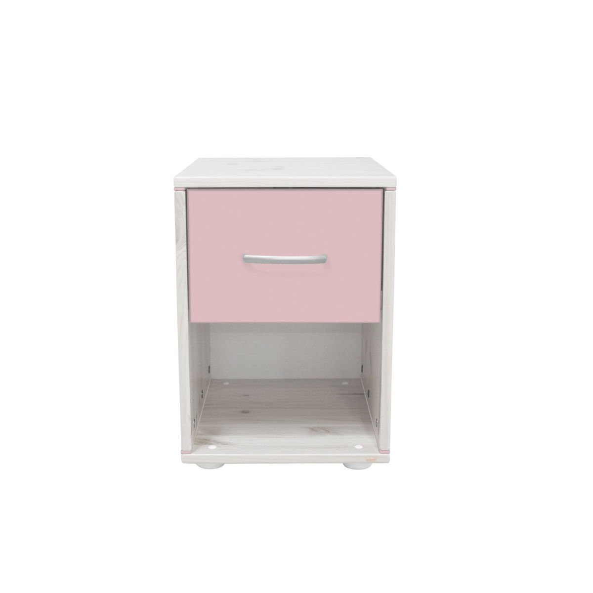 classic kommode 3 sch be kieferwei rosa rosa 159. Black Bedroom Furniture Sets. Home Design Ideas
