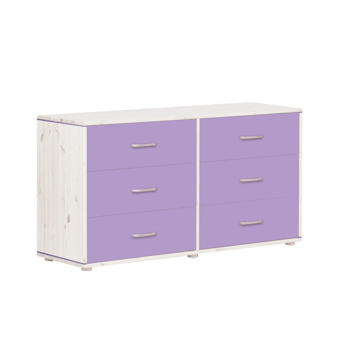 flexa classic kommode 496. Black Bedroom Furniture Sets. Home Design Ideas