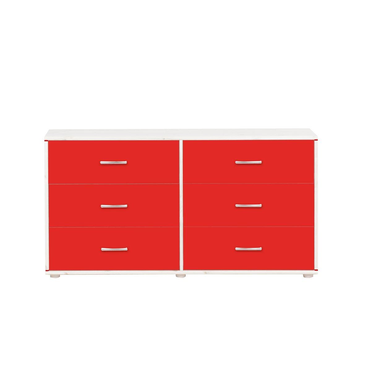 Pin Nyvoll Kommode Mit 6 Schubladen Hellgrau Weià Ikea on Pinterest