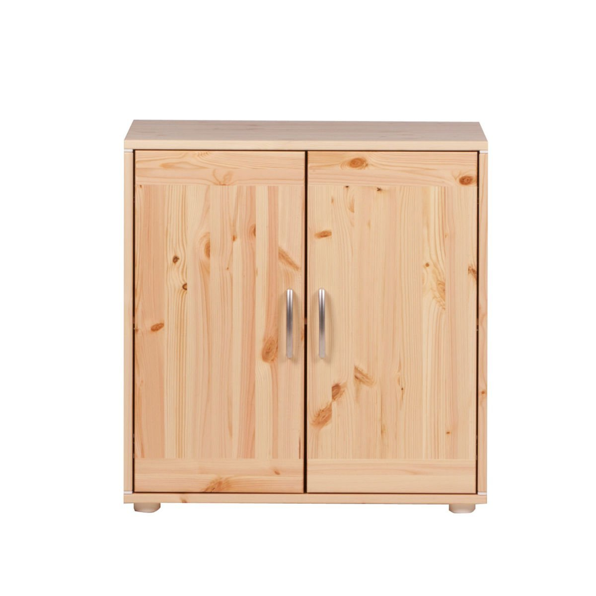classic kommode 2 t ren kiefer kiefer wei 210. Black Bedroom Furniture Sets. Home Design Ideas