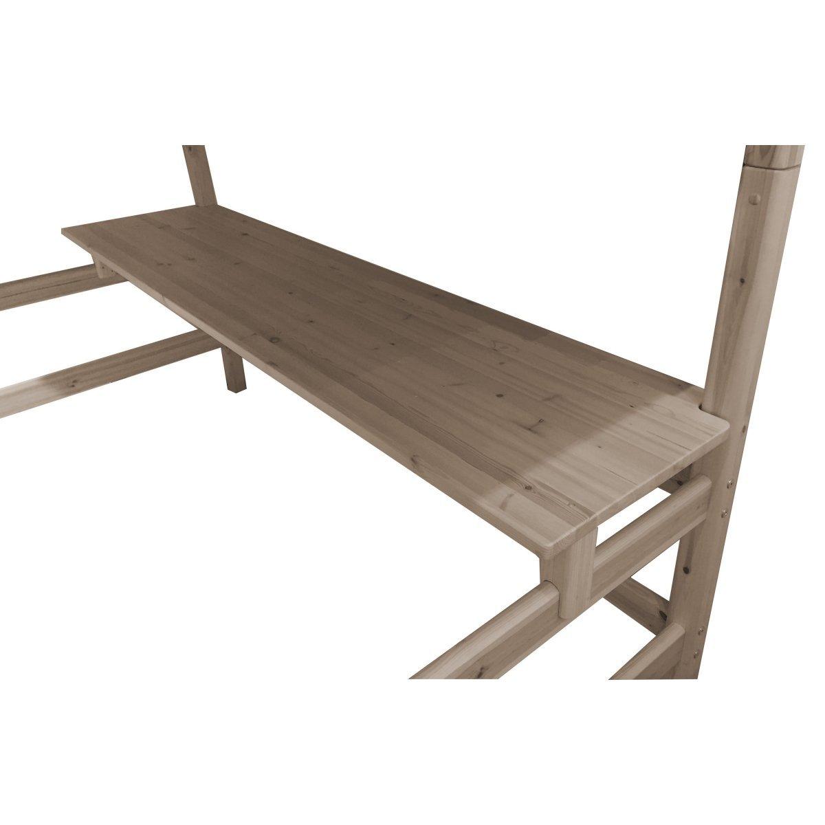 schreibtischplatte 200 hochbett terra 82 50112 11 176. Black Bedroom Furniture Sets. Home Design Ideas