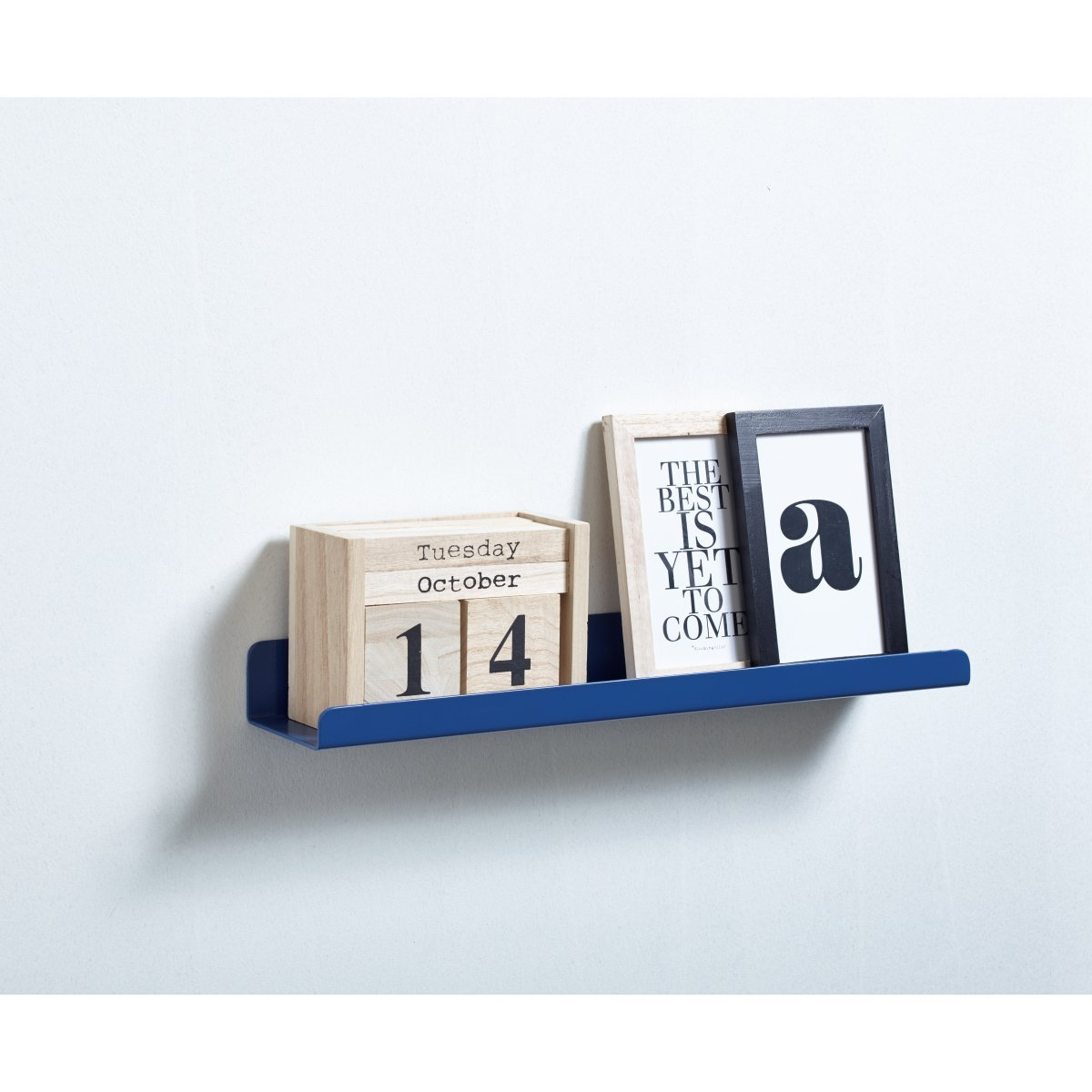 flexa classic buchregal in blau 82 80159 31. Black Bedroom Furniture Sets. Home Design Ideas