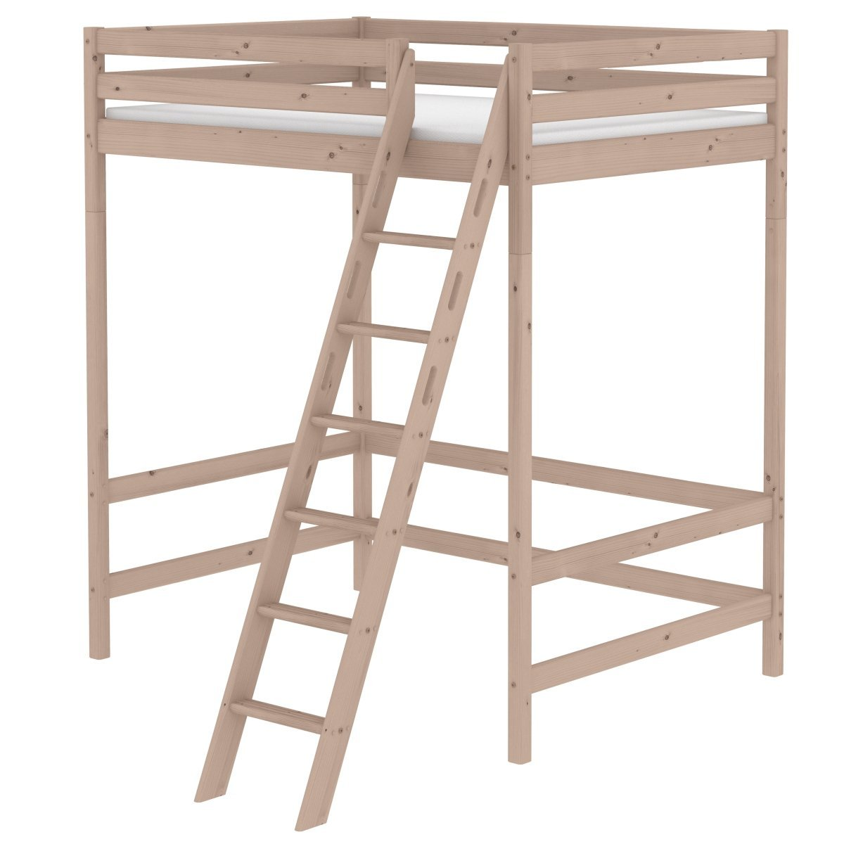 flexa classic hochb mezzanine terra 90 10746 11 01 789. Black Bedroom Furniture Sets. Home Design Ideas