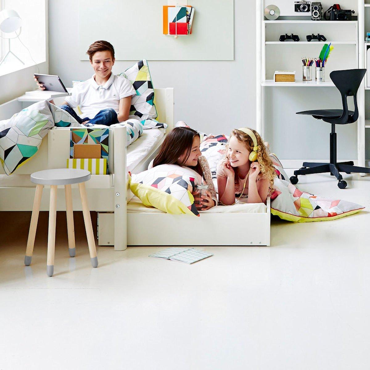 white einzelbett 90x200 g stebett wei 90 10758 40 569. Black Bedroom Furniture Sets. Home Design Ideas
