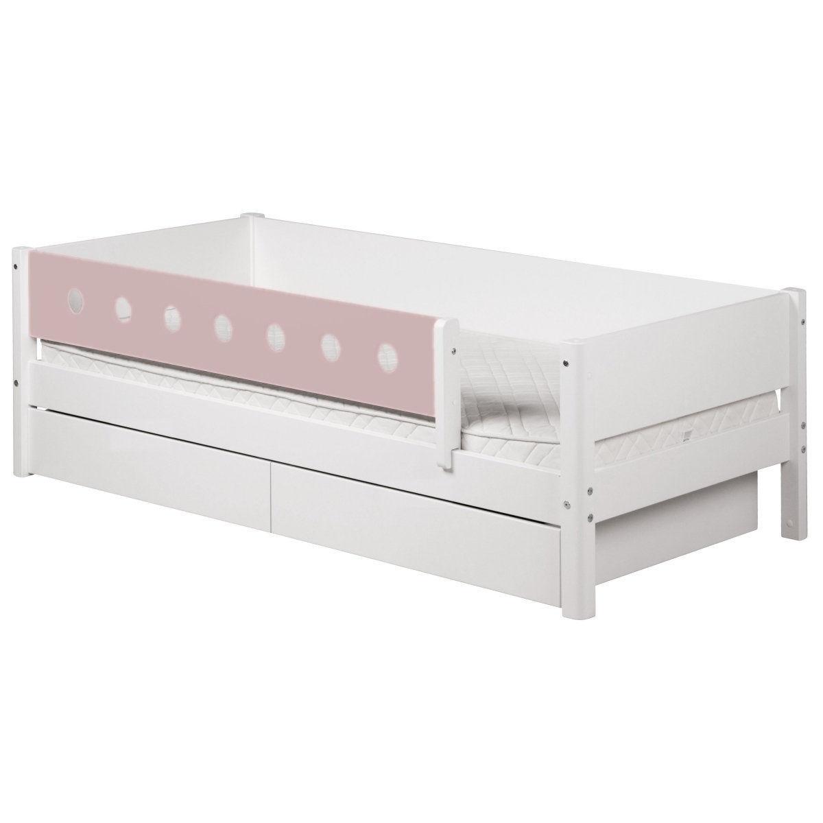 flexa einzelbett 90x200 sch be u sich rosa 98 17205 18. Black Bedroom Furniture Sets. Home Design Ideas