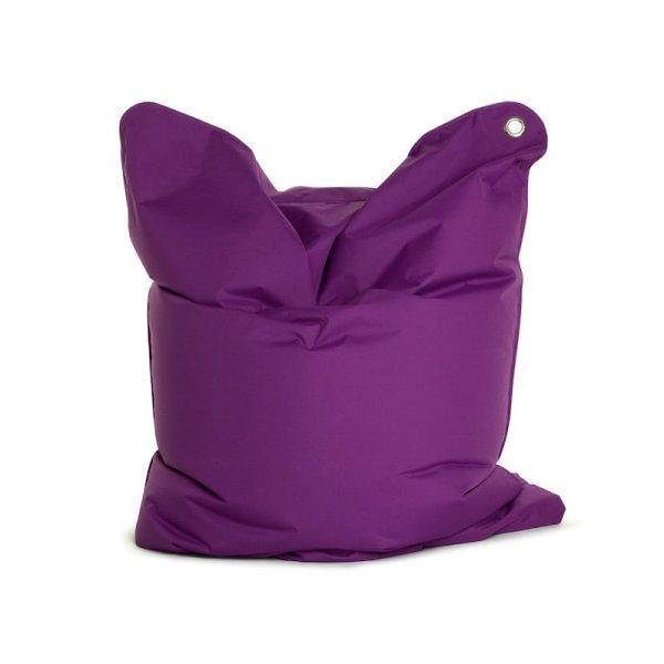 sitting bull sitzsack the bull 190x130 violet 159. Black Bedroom Furniture Sets. Home Design Ideas