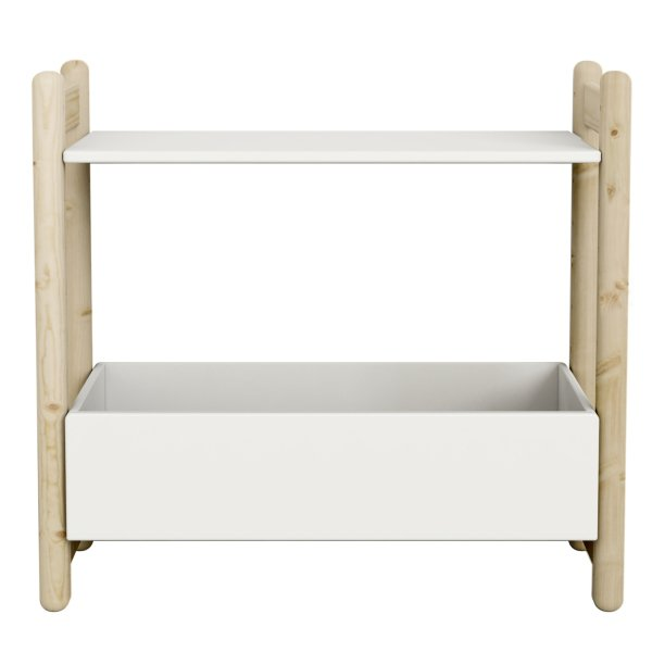 Flexa Shelfie Mini D Organizer in natur
