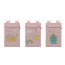 Flexa Betttaschen 3er Set Motiv Little princess