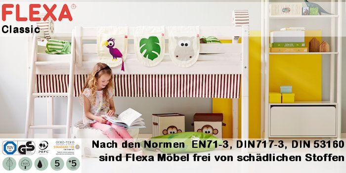 Ihr Spezialist Für Flexa Kinderbetten Hochbetten Und Alle Flexa Möbel